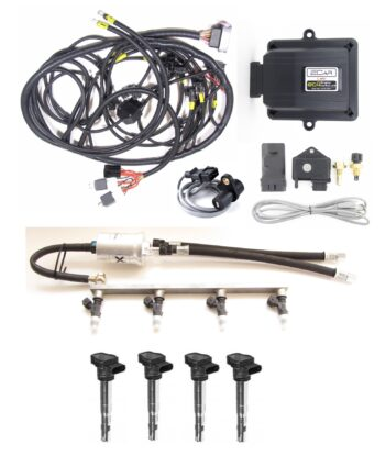 ECar lab комплект bolt-on для 4 цил