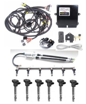 ECar lab комплект bolt-on для Mercedes 6 цил