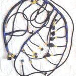 ECar lab проводка моторная